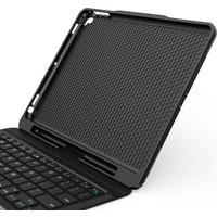 Wiwu Apple iPad 6 Air 2 Keyboard Folio Kablosuz Klavyeli Kılıf