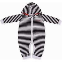Pierre Cardin Kapşonlu Bebek Tulumu 301406