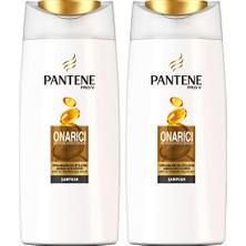Pantene Onarıcı ve Koruyucu Şampuan 700 ml x 2