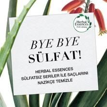 Herbal Essences Sülfatsız Aloe 380ML Mango Şampuan + Saç Bakım Kremi + Orkid Essentials Gece 18'li