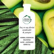 Herbal Essences Sülfatsız Aloe ve Avokado Şampuan 380ML