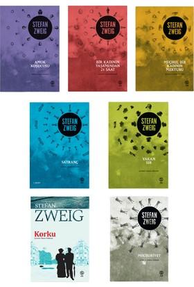 Stefan Zweig Seti - 7 Kitap Bir Arada