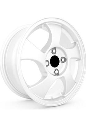 Arceo ARC-455-02 6.5*15-4*100 ET35 67.2 White ( 4 Adet )