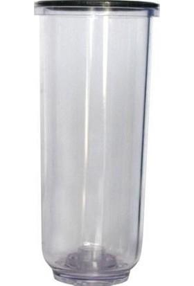 10'' Filtre Kabı Alt Camı