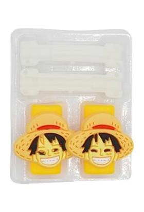Genç Bilişim Monkey Luffy Desenli Kablo Koruyucu