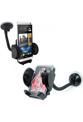 Bsithalat Araç Içi Vantuzlu Telefon Tutucu Güçlü Kilit Vantuzlu Akrobatik Gövde (Universal)