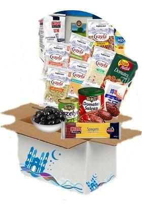 Oba Gıda Erzak Paketi 24 Parça - Tbyg-Erzak-8