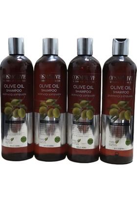 Cosmolive Zeytinyağı Şampuanı 400 ml x 4 Lü Set