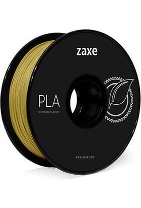Zaxe Filament 1.75 mm Altın Rengi Pla - Zaxe