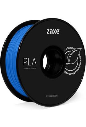 Zaxe Filament 1.75 mm Mavi Pla - Zaxe