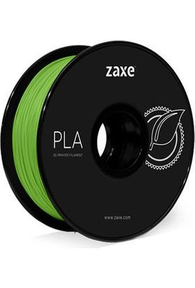 Zaxe Filament 1.75 mm Açık Yeşil Pla - Zaxe
