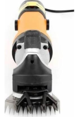Assur Pro 1500 W Koyun Kırkma Makinası Sjs Metal Şanzuman Soğutmalı