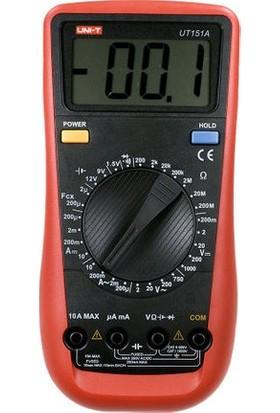 Unı-T UT151A Dijital Multimetre