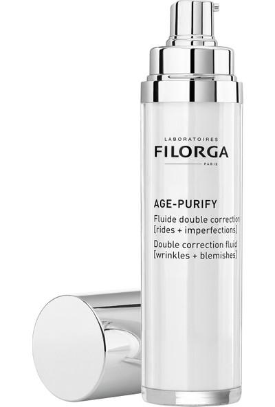 Filorga Age Purify Fluid 50 ml (Karma ve Yağlı Ciltler Için Yaşlanma Karşıtı Bakım Yapan Nemlendirici)
