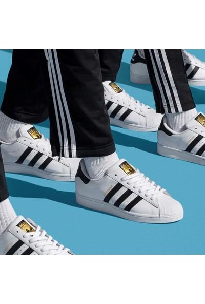 Adidas Süperstar Foundation C77124 Unisex Spor Sneaker Ayakkabı