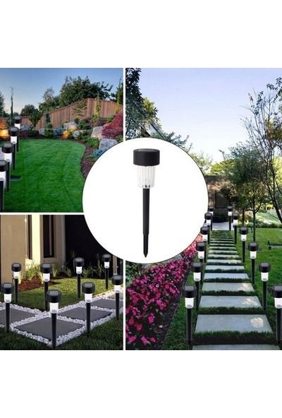 My Black Solar Güneş Enerjili Bahçe Lambası 10 Lu Set