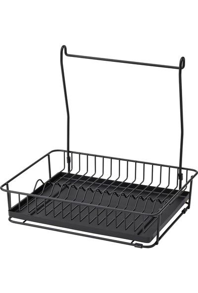 Ikea Hultarp Siyah Bulaşıklık