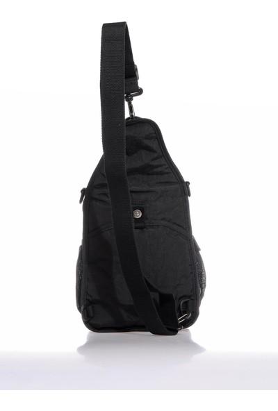 CTV8600-0001 Siyah Erkek Çapraz Çanta