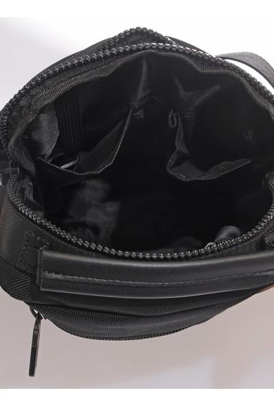 CTV8615-0001 Siyah Erkek Çapraz Çanta