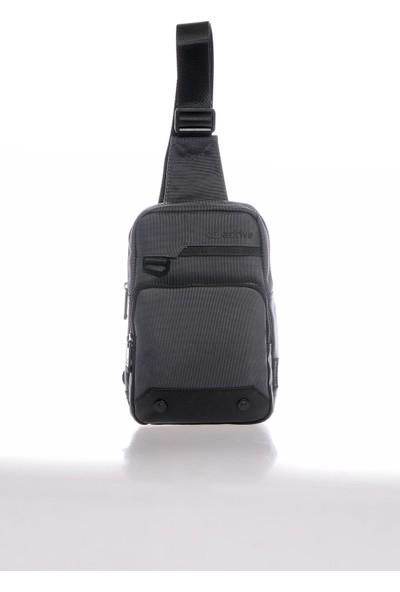 CTV8617-0012 Koyu Gri Erkek Body Bag