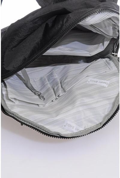 Smart Bags SMB3060-0001 Siyah Kadın Sırt Çantası