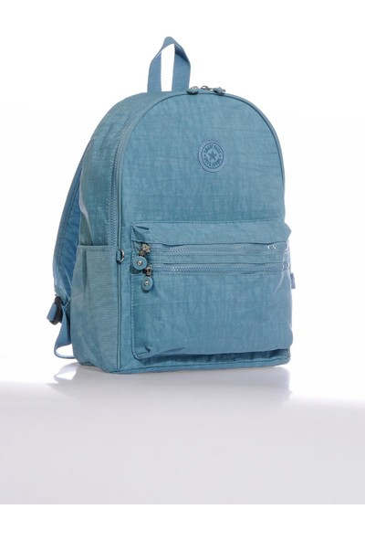 Smart Bags SMB3078-0050 Buz Mavisi Kadın Sırt Çantası