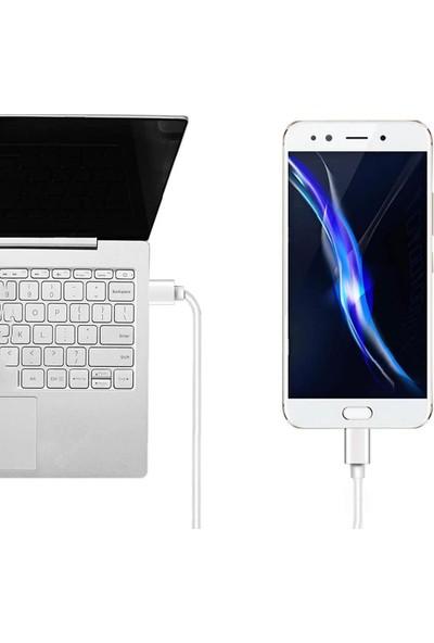 Xiaomi Type-C Data ve Şarj Kablosu 1 mt - Beyaz