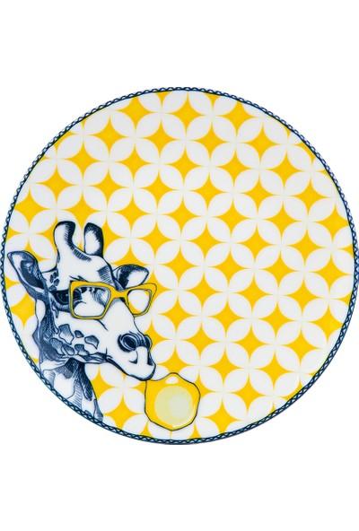 Karaca Bun 6 Kişilik Pasta Takımı