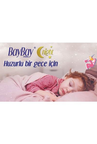 Baybay Night Da mla 50 ml + Voonka Probiyotik Mikroorganizma Ve Enginar Ekstresi Içeren Takviye Edici Gıda