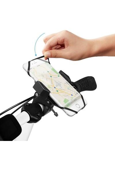 Spigen Velo A251 Bisiklet / Motosiklet Araç Tutucu Universal (Tüm Cihazlarla Uyumlu) - 000CD20875