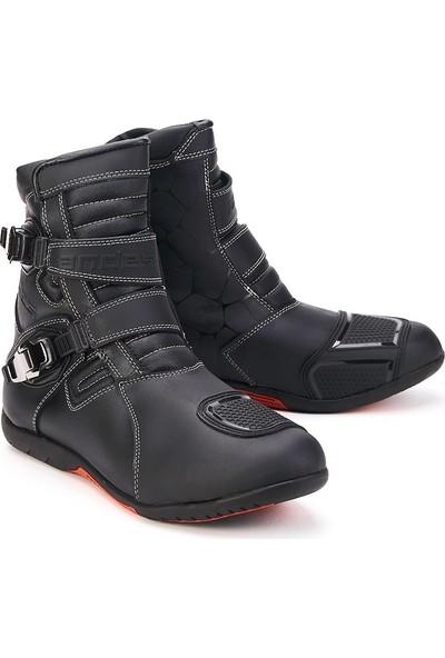 Andes Alaska Short Boot Siyah