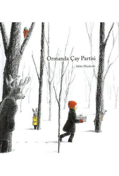 Meav Yayıncılık Ormanda Çay Partisi - Akiko Miyakoshi