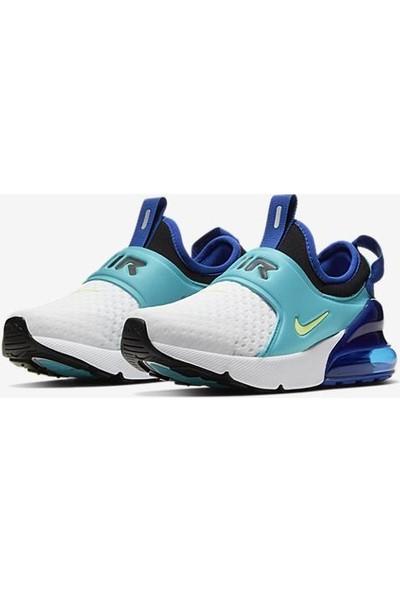 Nike Air Max 270 CI1107-101 Çocuk Spor Ayakkabısı