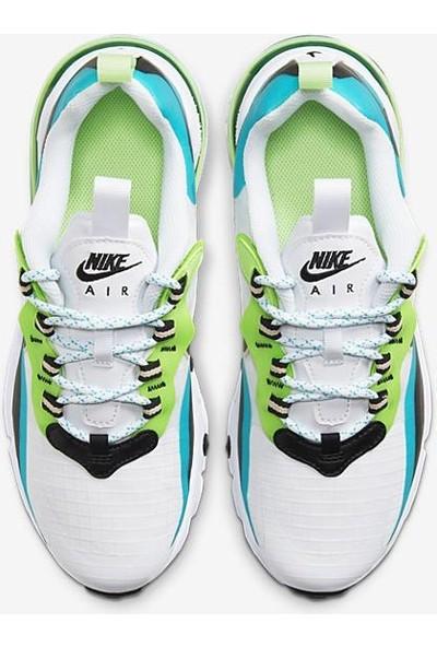 Nike Air Max 270 React CJ4060-300 Kadın Spor Ayakk