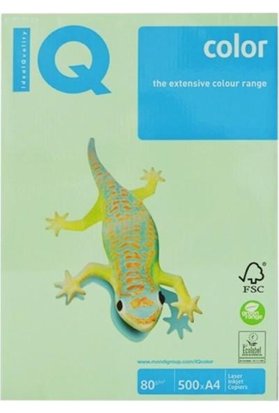 IQ Mondi Iq Renkli Kağıt A4 80 GR/500 Orta Yeşil MG28