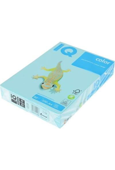 IQ Mondi Iq Renkli Kağıt A4 80 GR/500 Mavi BL29