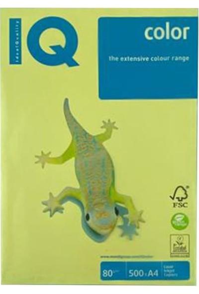 IQ Mondi Iq Renkli Kağıt A4 80 GR/500 Güderi CH32
