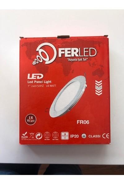 Ferled Sıva Altı LED Panel Günışığı 18 W