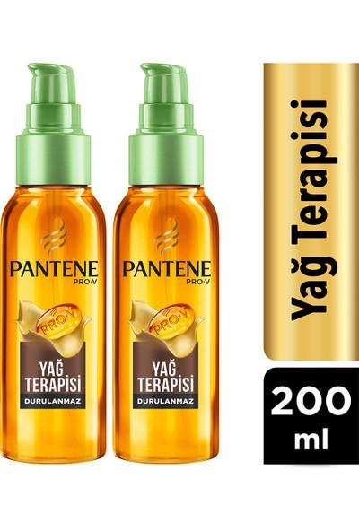 Pantene Doğal Saç Bakım Serumu Argan Yağ Elixir 2X100 ml