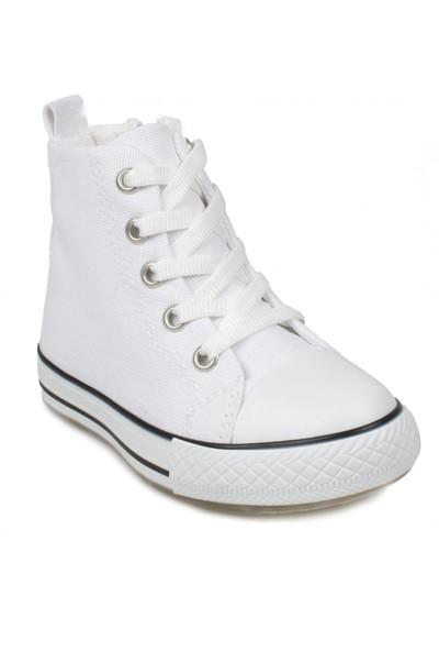 Vicco 925.B21Y.216 Punto Işıklı Keten Çocuk Ayakkabı