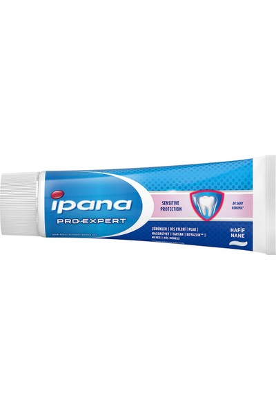İpana 3 Boyutlu Beyazlık Therapy Diş Macunu Hassas Beyazlık