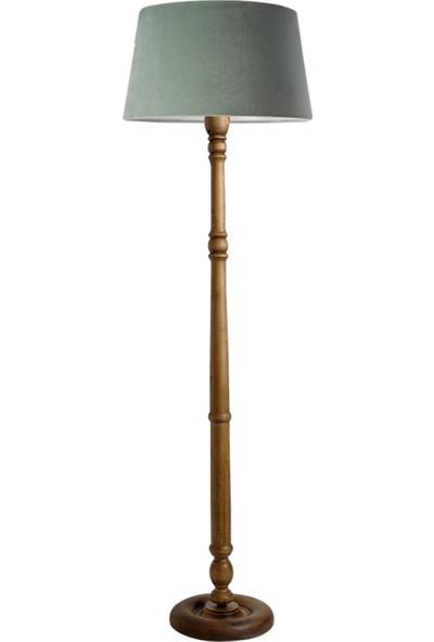 Ağaç Ustası Torinio Torna Bacak Tripod Lambader Abajur Avize Aydınlatma Ahşap Naturel Ağaç Country Dekor Lamba Aplik Masif Doğal
