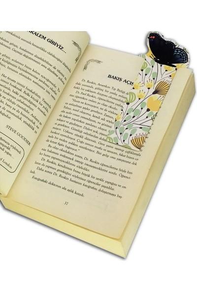 İstisna Kelebek Kitap AyracıModel 1