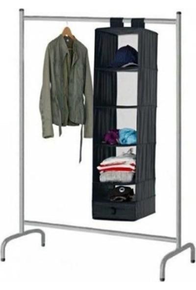 Larem Mobilya Metal Konfeksiyon Askısı Konfeksiyon Elbise Askılığı
