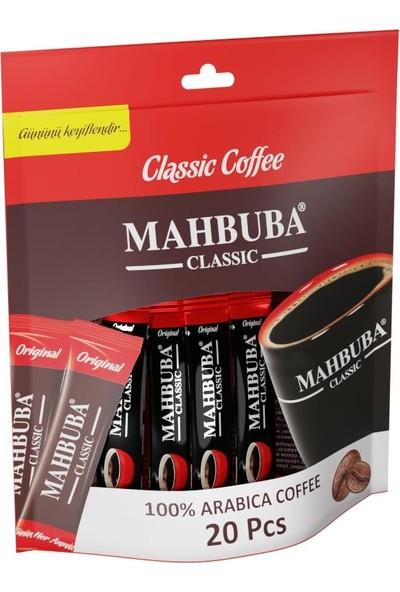 Mahbuba Classic Kahve 20X2GR Stick