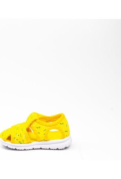 Vicco 332. E20Y. 306 Bumba Sarı Bebek Sandalet
