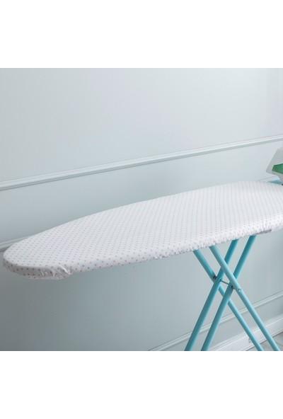 Favore Casa Hüner Keçeli Ütü Masası Kılıfı 60X140 cm Beyaz