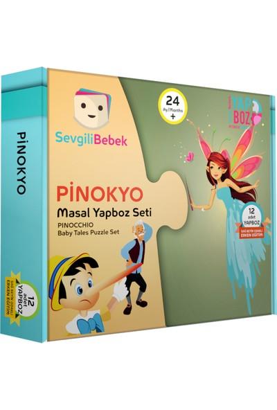 SevgiliBebek Masal Yapboz Puzzle - Pinokyo