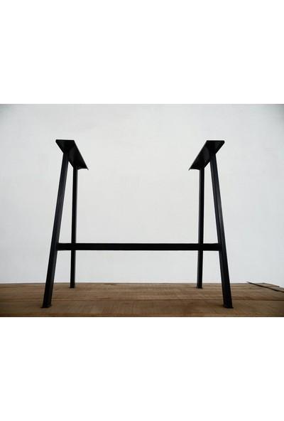 Abronya Metal Masa Ayağı Yemek Masası Ayak Modelleri Mutfak Masası Çalışma Masası Ayakları