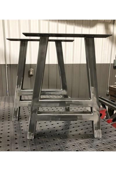 Abronya Metal Masa Ayağı Yemek Masası Mutfak Masası Ayak Modelleri Masa Ayağı